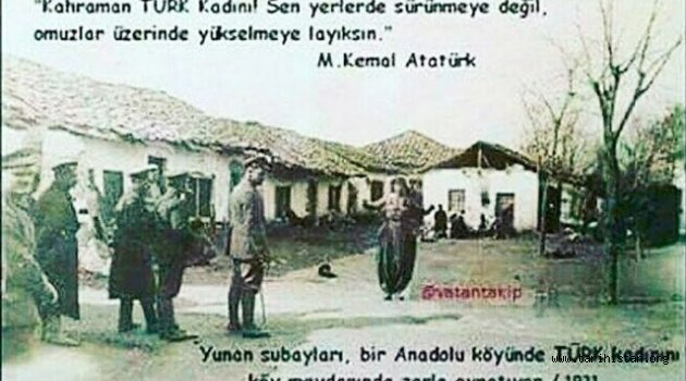 BATI ANADOLU'DA YUNAN MEZALİMİ/İzmir, Manisa