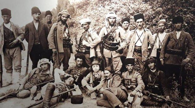 Batı Cephesi Kuvâ-yi Milliye: BAKIRLI MUSTAFA EFE (SAÇLI EFE)