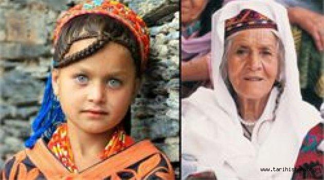 Bilim insanları Hunza Türkleri'ni inceliyor