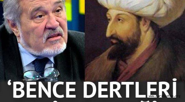 Bir entelektüel olarak Fatih'in portresi ve bugünün aydınları: Prof. Dr. İlber Ortaylı