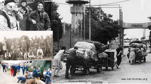 Bulgaristan 1989 Türk Asimilasyonunu Kabul Etti