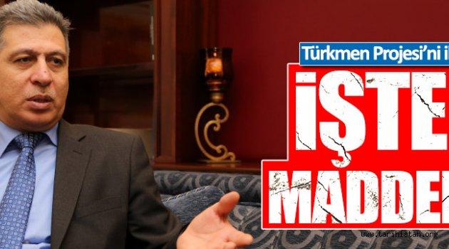 Büyük Türkmen Projesi!