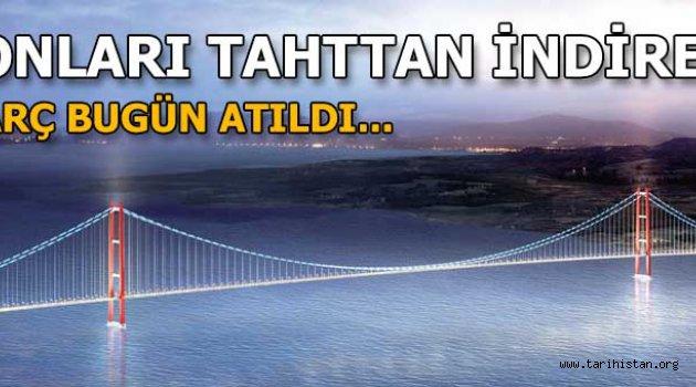 Çanakkale 1915 Köprüsü