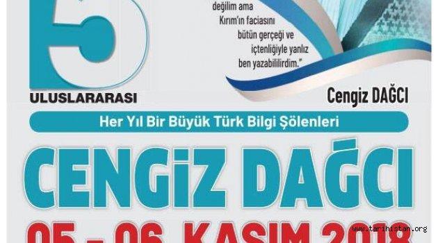 Cengiz Dağcı Bursa'da anılacak