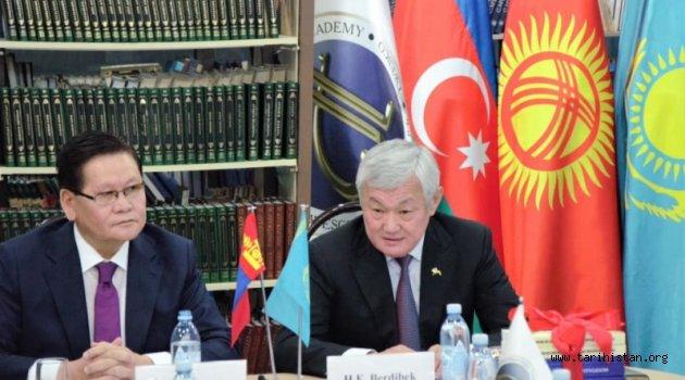 Cengiz Han'ın torunları Türk Birliğine katılyor