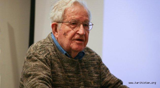Chomsky: ABD artık canı istediği gibi darbeler yapıp rejim değiştirecek güçte değil