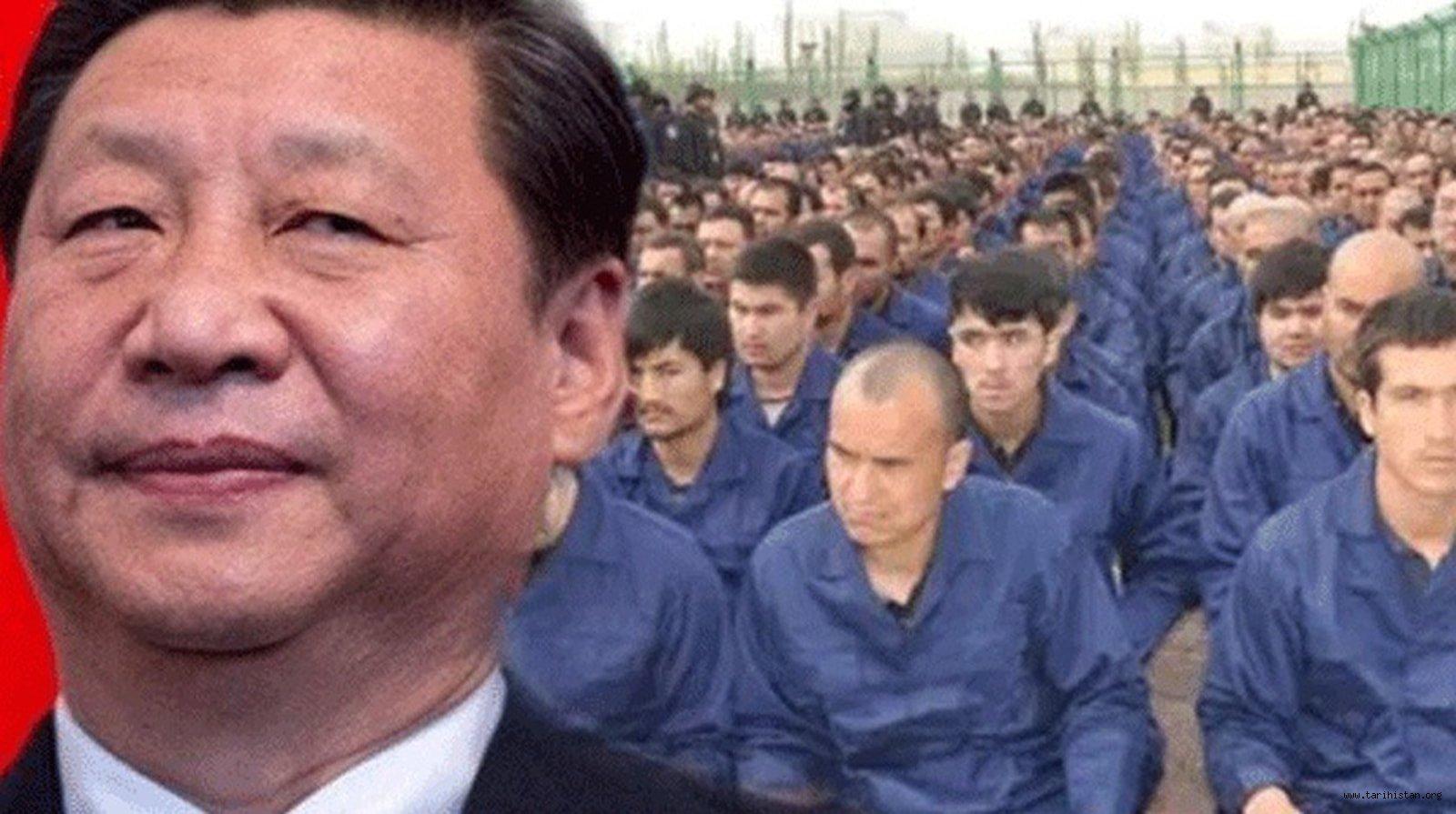 Çin, Doğu Türkistan soykırımına dair belgeleri imha ediyor