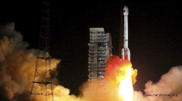 Çin uzayda gücünü artırıyor