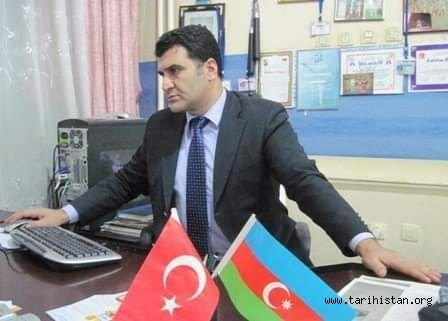 """Coşkun Oluz: """"Azerbaycan`ın olmadığı yerde Türkiye, Türkiye`nin de olmadığı yerde Azerbaycan vardır"""" - bu bizlerin şiarıdır."""""""