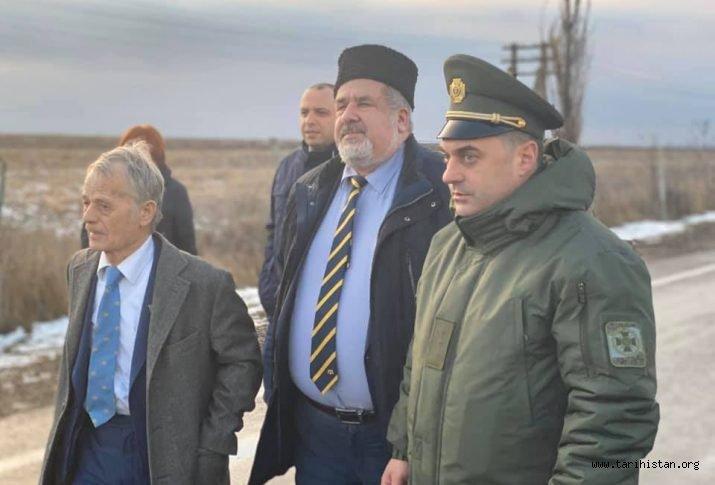 ÇUBAROV'DAN KIRIM'A YASA DIŞI GÖÇ EDENLERİ CEZALANDIRMA ÖNERİSİ