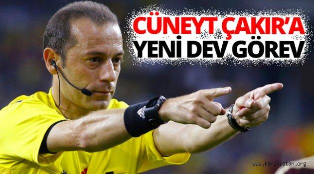 Cüneyt Çakır'a yeni dev görev!