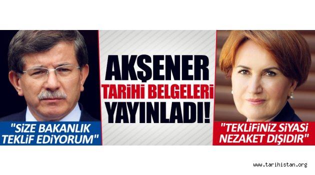 Davutoğlu cephesinden Bahçeli açıklaması