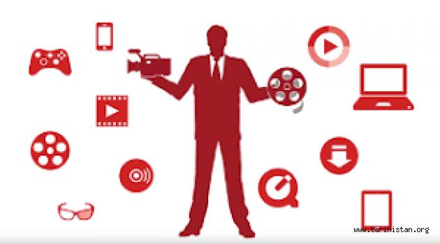 Dijital Medya Büyümekte