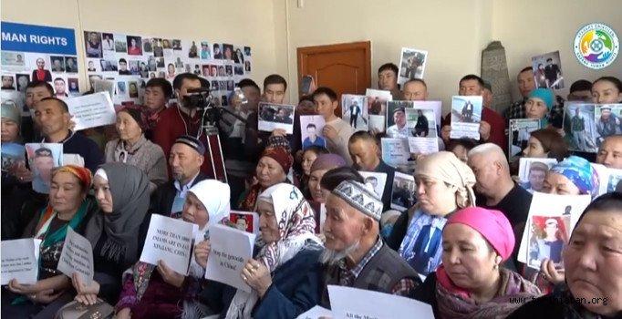 Doğu Türkistan'daki diğer tecrit yöntemleri