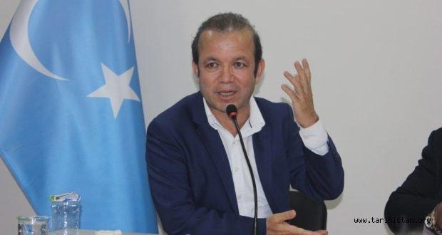 Doğu Türkistan Özerk Cumhuriyeti / Dr. Erkin EMET