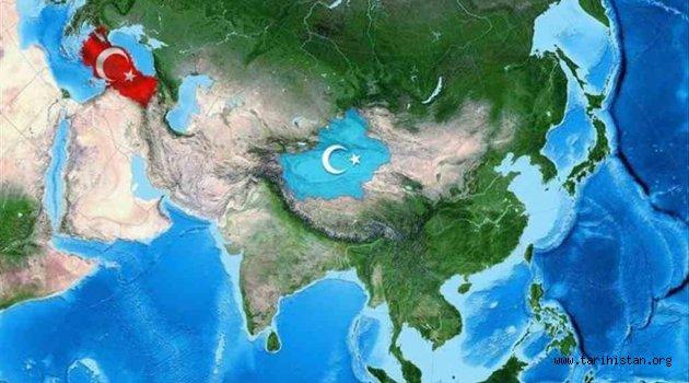 Dünya, Doğu Türkistan'a Duyarsız, Ya Türkiye!