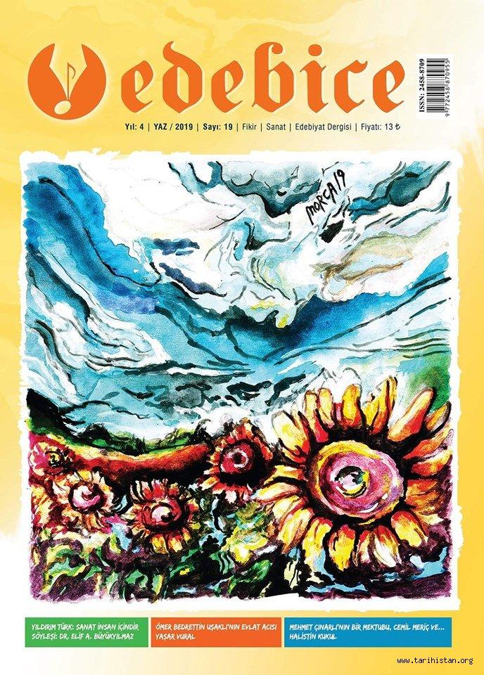 Edebice Dergisinin 19. Sayısı Yayımlandı!