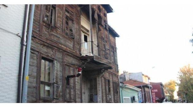 Edirne'de 463 tarihi konak onarılacak