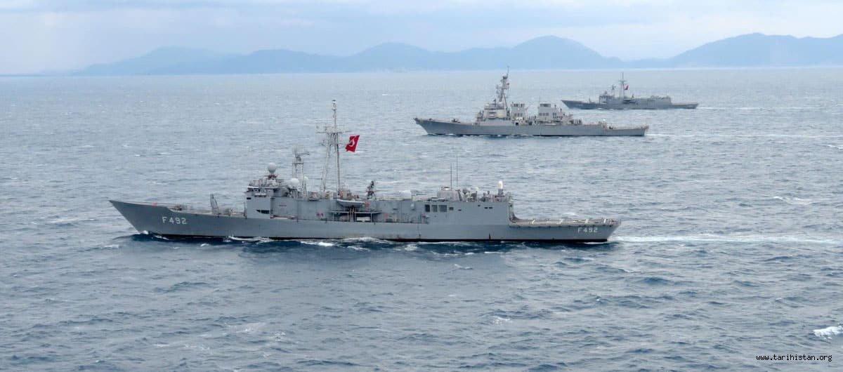 Ege'deki Türk adaları