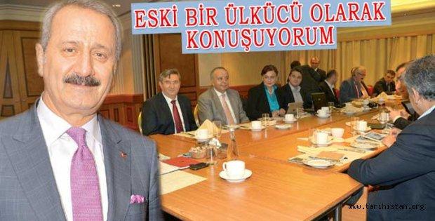 Ekonomi Bakanı: Kürt'üm, eski ülkücüyüm, çözüm çok yakın
