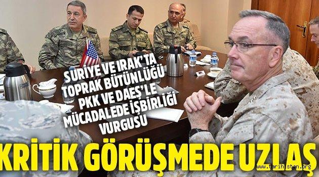 El Bab için Türk ABD görüşmesi