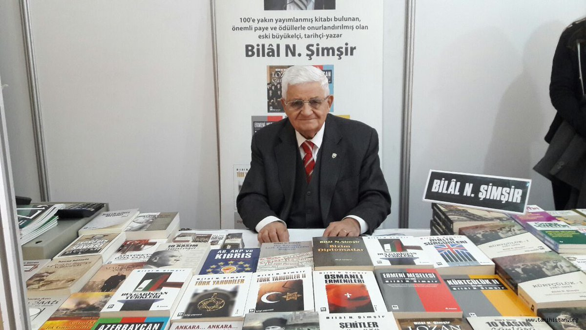 Emekli Büyükelçi Bilal N. Şimşir ile Söyleşi / Yazar: Kenan PALALI