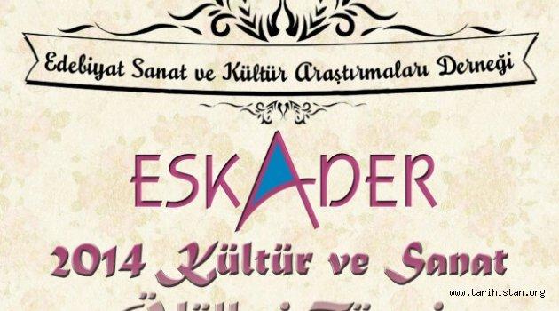 ESKADER 2014 Ödülleri Sahiplerine Verildi