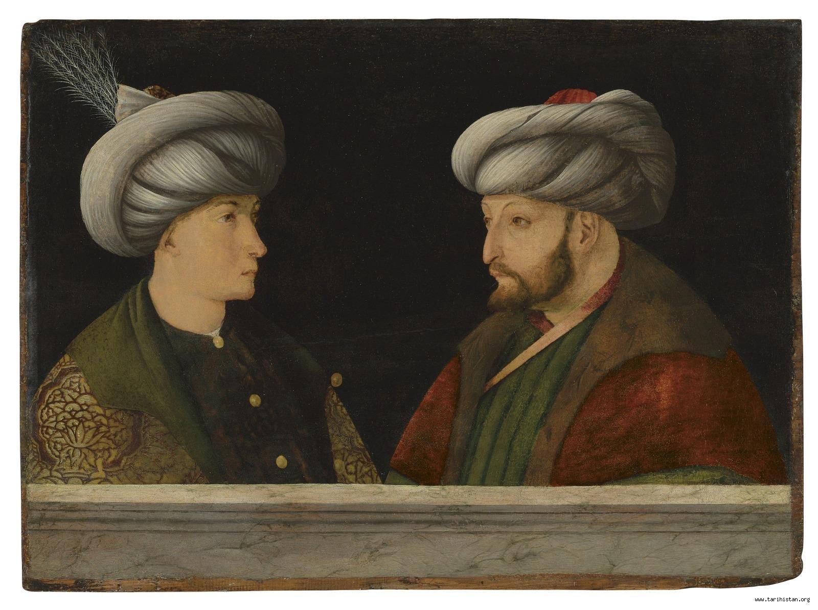 Fatih'in portresi 770 bin sterline satıldı… İmamoğlu: İBB olarak biz aldık