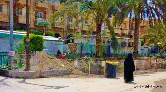 Fuzuli'nin Mezarı Kerbela Yönetimi Tarafından Yıkıldı