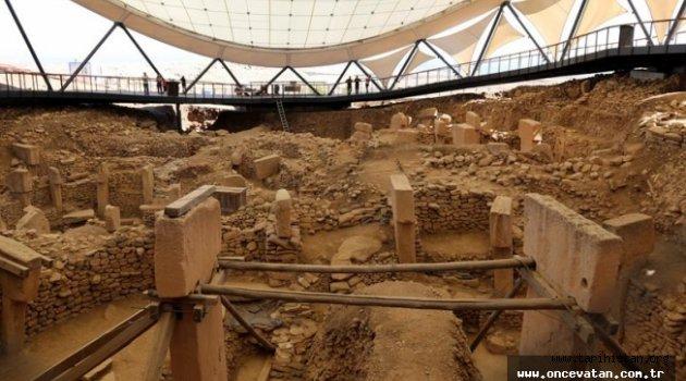 Göbeklitepe UNESCO Dünya Miras Listesi'nde