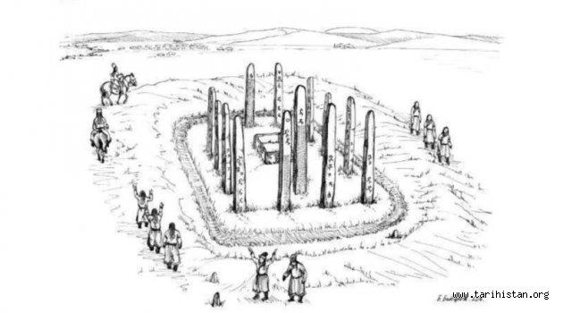 Göktürk Kağanlığı Dönemine Ait Anıt Bulundu