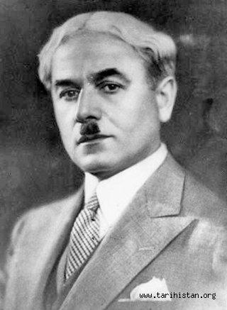 Hamdullah Suphi Tanrıöver (Doğum tarihi: 1885, İstanbul Ölüm tarihi ve yeri: 10 Haziran 1966, İstanbul)