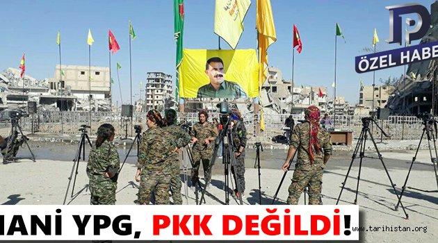 Hani YPG, PKK değildi!