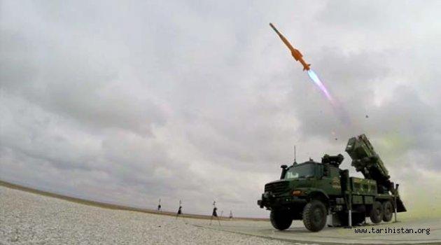 HİSAR Hava Savunma Füzeleri