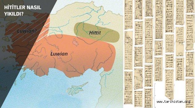 Hititler, Luvi Krallığı'nın saldırılarıyla mı yıkıldı?