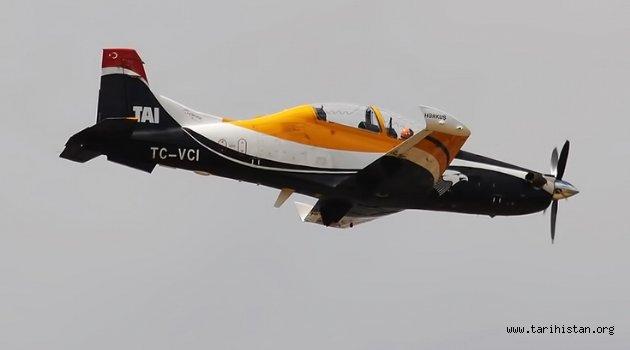 Hürkuş B 15 Kasım'da Hava Kuvvetleri'nde