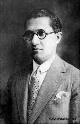 HÜSEYİN NAMIK ORKUN (Doğum tarihi: 15 Ağustos 1902, Konstantinopolis Ölüm tarihi ve yeri: 23 Mart 1956, Ankara)