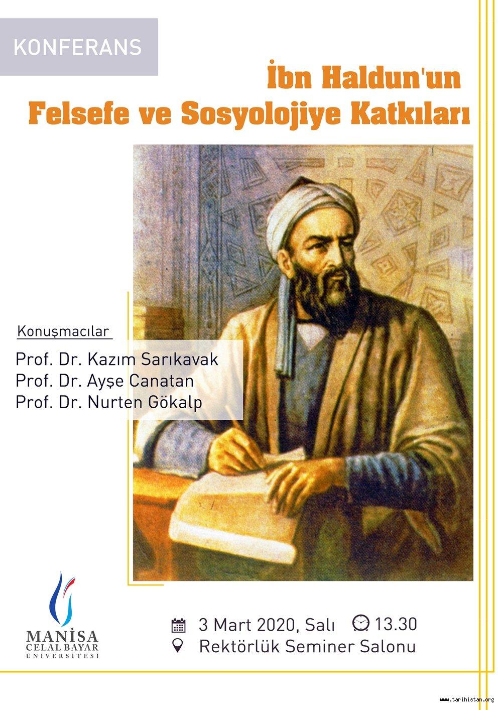 İbn Haldun'un Felsefe ve Sosyolojiye Katkıları