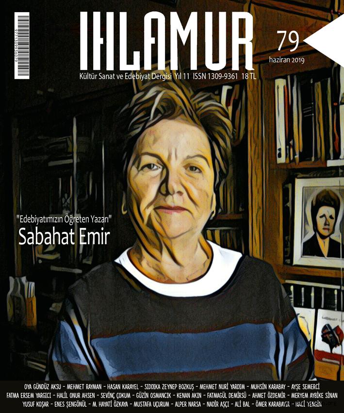 IHLAMUR DERGİSİ'NİN 79. SAYISI ÇIKTI