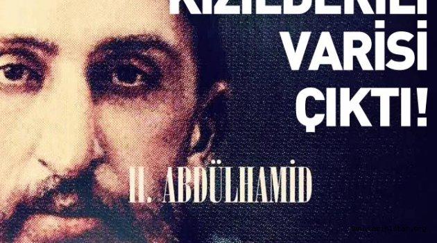 II. Abdülhamid'in Kızılderili varisi