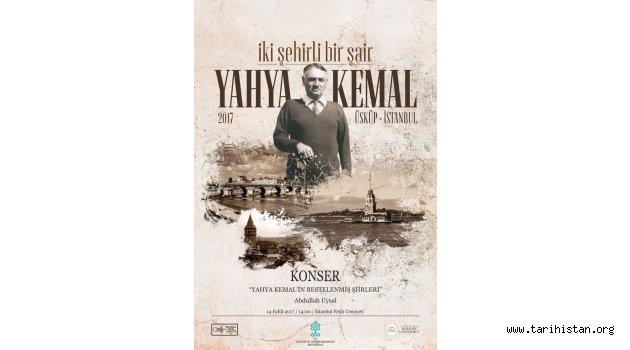 İki Şehirli Bir Şair - Yahya Kemal