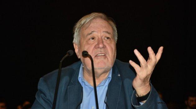 İlber Ortaylı Manisa'da konferans verdi