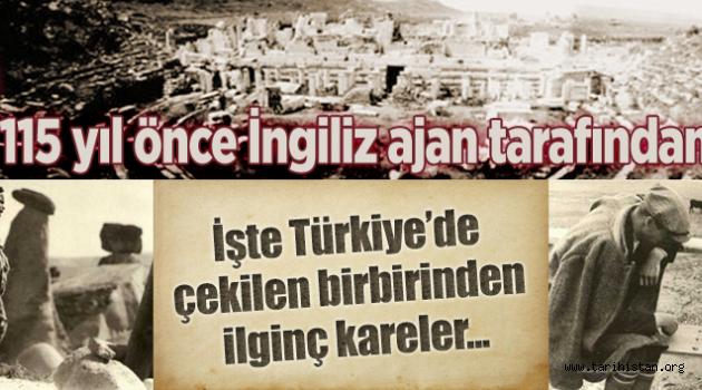 İngiliz ajandan Türkiye fotoğrafları