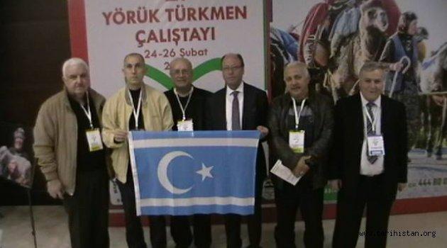 Irak Türkmenleri Yörük Türkmen Çalıştayı'nda