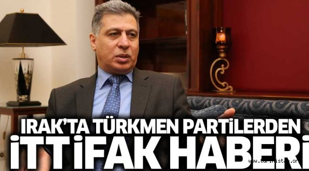 Irak'ta 6 Türkmen partisi ittifak kurdu