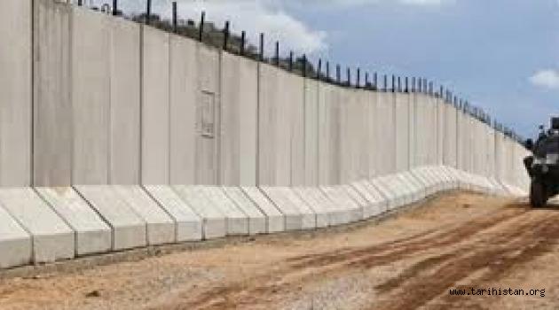 İran Sınırına Duvar
