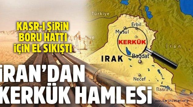 İran'dan Kerkük petrolü için hamle