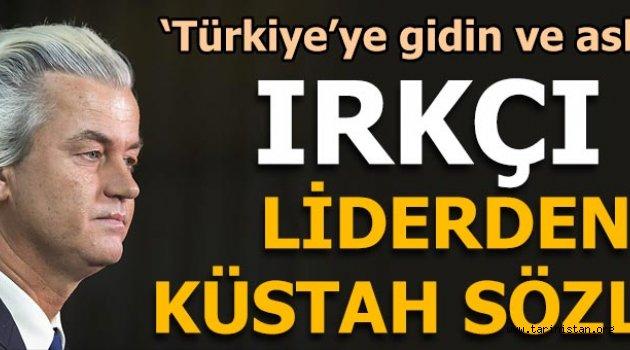 Irkçı liderden Türkiye açıklaması