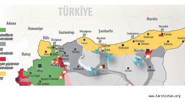 IŞİD ile PYD'nin hedefi Bayır Bucak