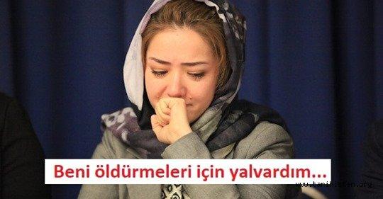 """İşkence gören Uygur Türkü Kadın: """"Beni öldürmeleri için yalvardım"""""""